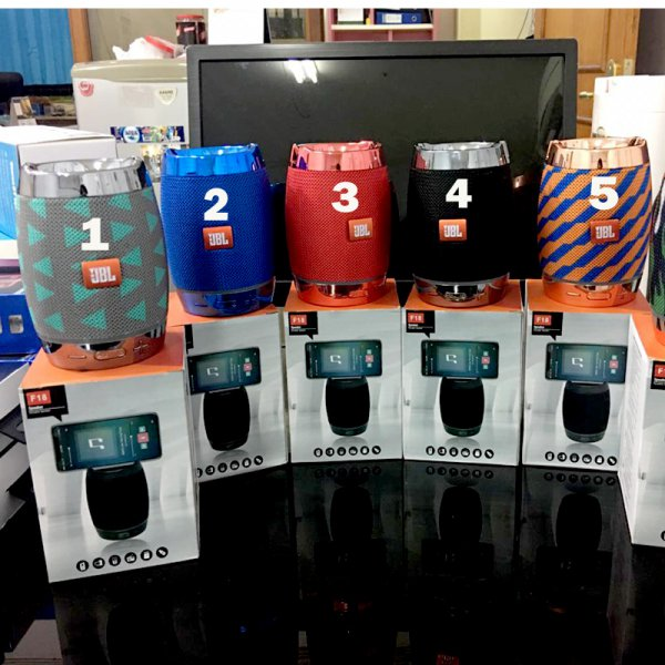 harga Speaker Bluetooth mini F18 Wireless elevenia.co.id