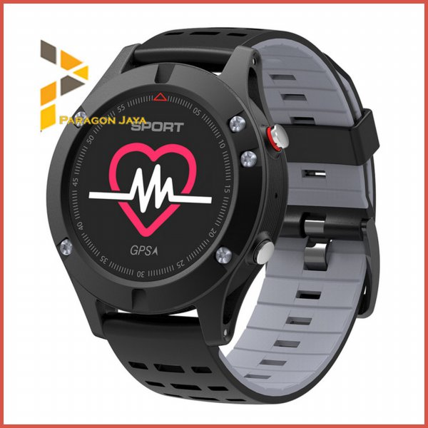 harga GPS Sport Smart Watch F5 - Smartwatch F5 like Suntoo Garmin Hijau elevenia.co.id