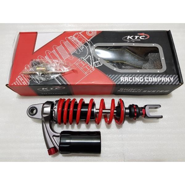 harga SHOCK KTC EXTREME MATIC 300 MM MIO - BEAT - SCOOPY - VARIO MERAH elevenia.co.id