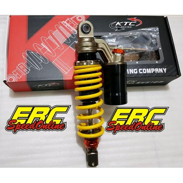 harga SHOCK KTC EXTREME MATIC 300 MM YELLOW TABUNG ATAS MIO - VARIO - BEAT - SCOOPY elevenia.co.id