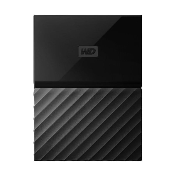 harga WD My Passport Portable Hard Drive 2TB - Hitam elevenia.co.id
