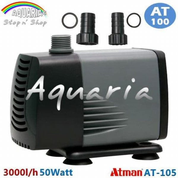 harga Atman Water Pump AT-105 Pompa Celup Aquarium & Kolam elevenia.co.id