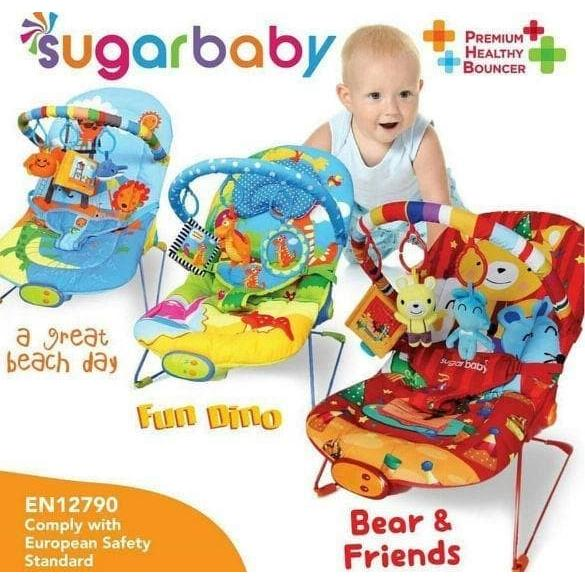 harga Order yuk SUGAR BABY PREMIUM HEALTHY BOUNCER MUSICAL DELUXE - EN12790 Zn1546 elevenia.co.id