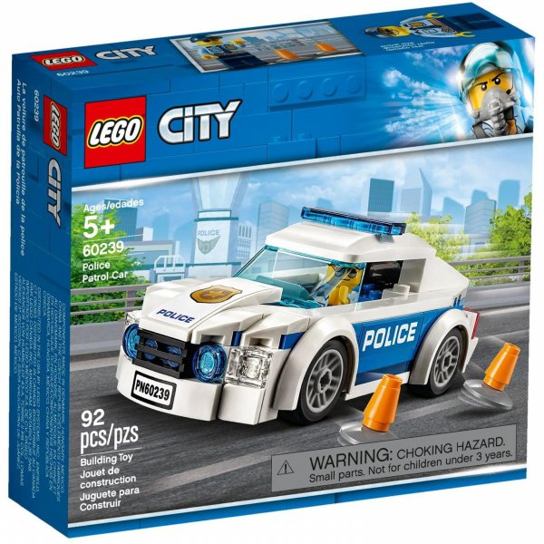 harga Lego City 60239 Police Patrol Car elevenia.co.id