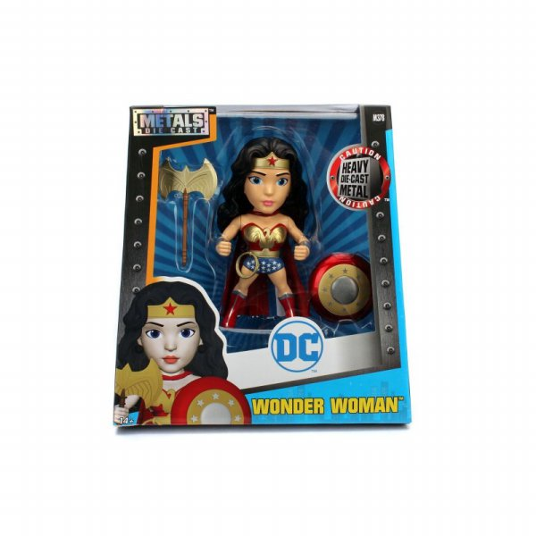 Jada Metals DC Wonder Woman 6