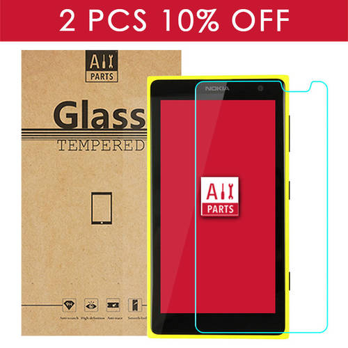 [globalbuy] ALLPARTS HD For NOKIA Lumia 1020 Screen Protector 2.5D Tempered Glass N1020 X /4511798