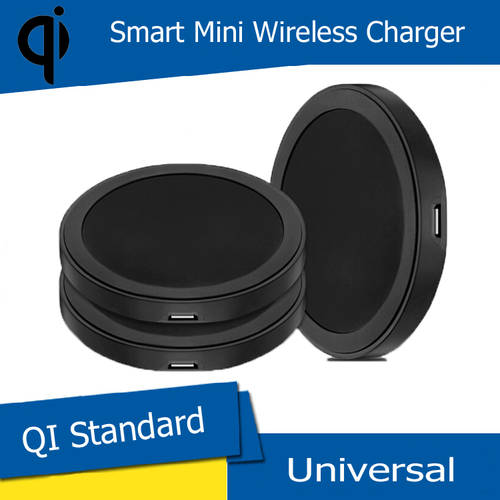 [globalbuy] 2016 Round Qi Wireless Charger Charging Pad For Nokia Lumia 1520 920 928 820 N/4510363