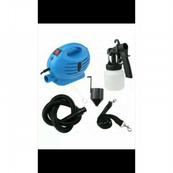 harga Limited Paint Gun spray original zoom cat semprot memgecat tembok kayu besi DL Zn2335 elevenia.co.id