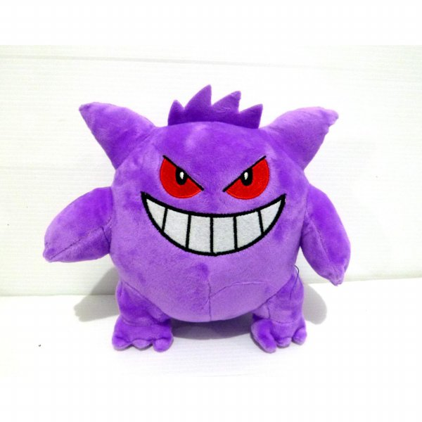harga Boneka Gengar Pokemon Import Plush Doll High Quality elevenia.co.id