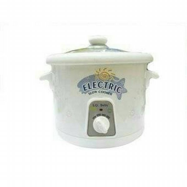 harga IQ BABY ELECTRIC SLOW COOKER - DDG-10NS elevenia.co.id