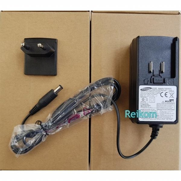 harga Adaptor Charger LCD,LED,Monitor,TV Samsung 14v 1.786a 6.5x4.4 grd ori elevenia.co.id