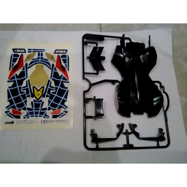 harga Beak spider mixed tamiya auldey mini 4 wd elevenia.co.id