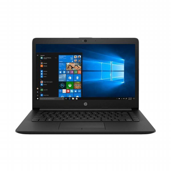 harga HP 14-CM0071AU Notebook - Black [AMD E2-9000e/Intel HD Graphics/4GB] elevenia.co.id