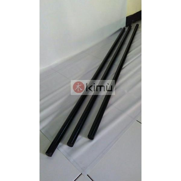 harga KIMU 'Jo' (tongkat kayu) - Black Dragon elevenia.co.id