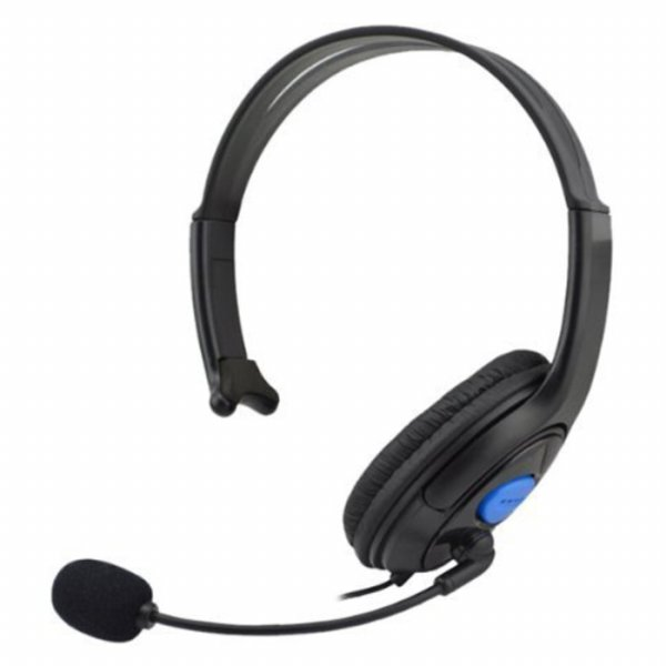 harga HuntGold Gaming Headset Headphone with Vol Control for Playstation 4 elevenia.co.id