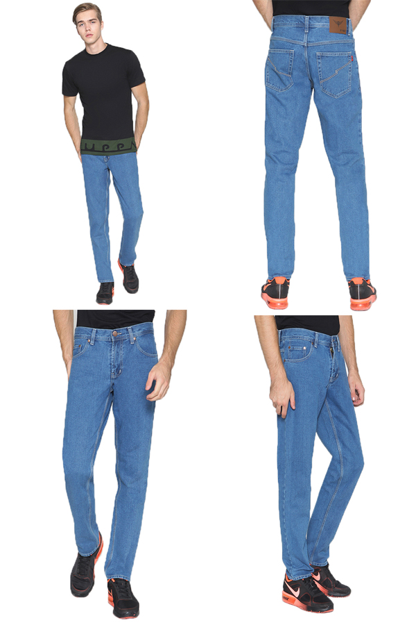 '2Nd RED' CELANA JEANS BASIC 111607 SIZE 29-34. '