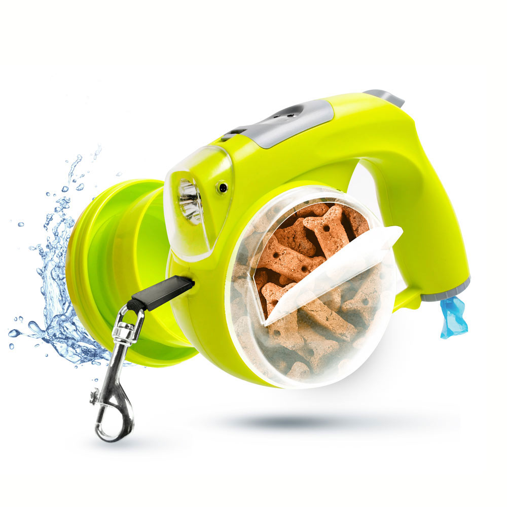 All-in-one Smart Leash Plus-green