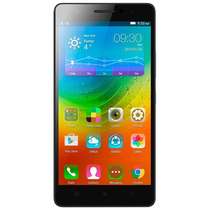 LENOVO A7000 PLUS - 16GB - HITAM