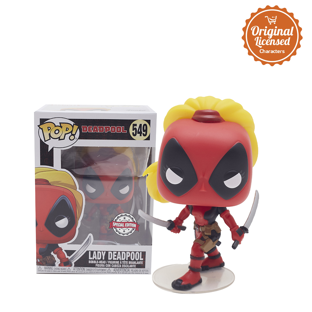 Funko Pop Special Edition Marvel : 80th