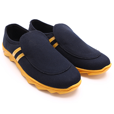 Dr.Kevin Mens Casual Shoes - 13270 - 2 Colors   Black Yellow 8bd9ae2717
