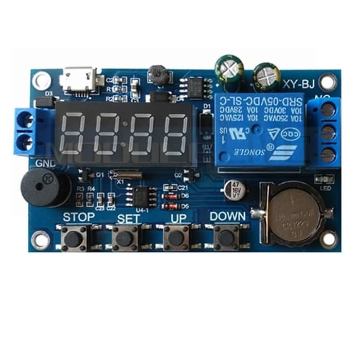 delay timer 4d 4ts real time timing switch relay | elevenia Review Minyak Kemiri Ns