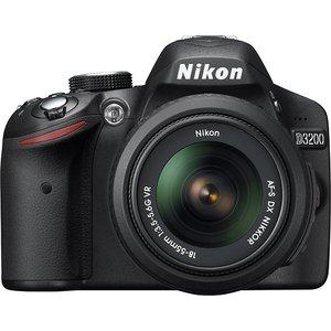 Nikon Dslr D3200lensa 18-55mm Vr Free Memory 8gb Best Seller
