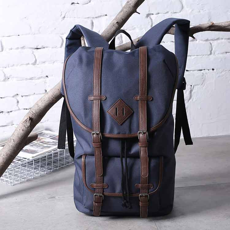 Usa Brand - Casual Raff Unisex Backpack  d6c7f3dd8d