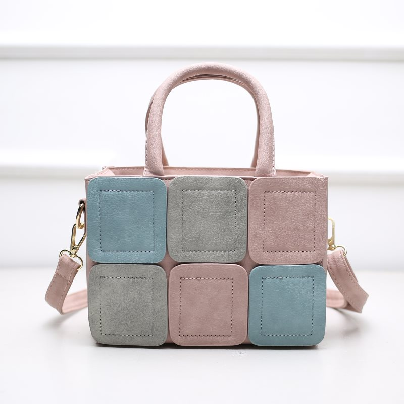KGS Tas Wanita Casual Soft Colorful Mini Handbag 3 Warna d91e0c9c9e