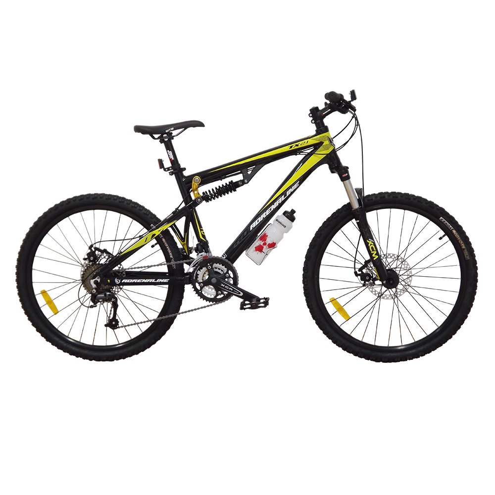 Adrenaline Agent Mtb Tx 21 Black Yellow