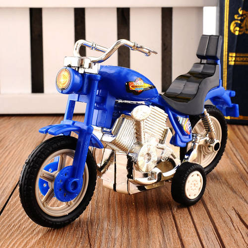 [globalbuy] Plastic Hobby Collection Sport Replace Kids Gift Boys & Girls Present Motorcyc/2694211