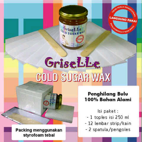 Sugar Wax Homemade 250 Ml