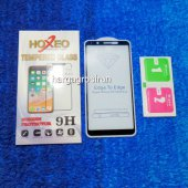 Tempered Glass Vivo Y71 / Full Body / Full Lem Anti Gores Kaca - Screen Protector